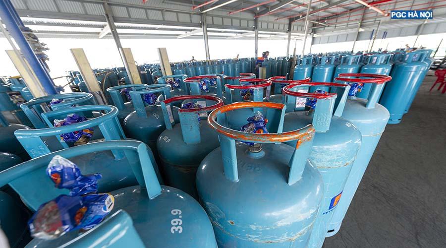 Bình gas Petrolimex Hà Nội