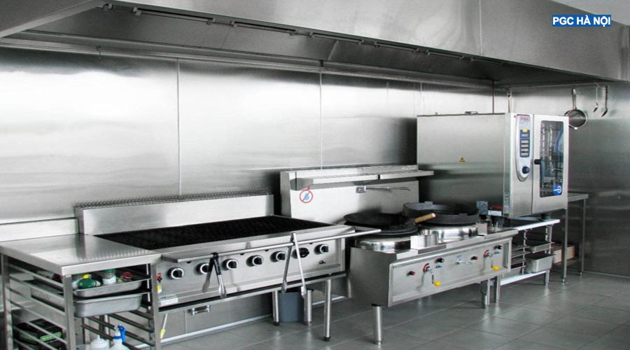 Bếp công nghiệp Gas Petrolimex