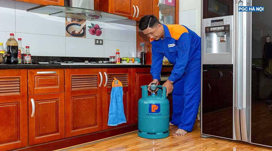 Lắp đặt Gas Petrolimex