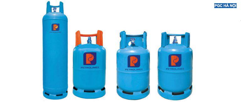 Phân biệt gas petrolimex chính hãng